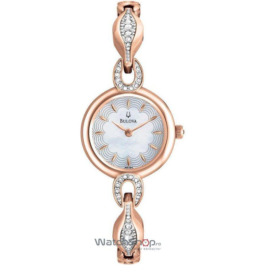 Ceas Bulova CRYSTAL 98L164 – Ceasuri de dama Bulova