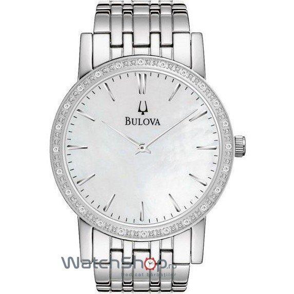 Ceas Bulova DIAMOND 96E110 – Ceasuri de dama Bulova