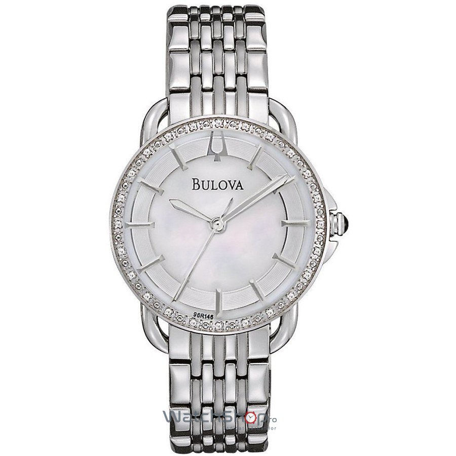 Ceas Bulova DIAMOND 96R146 – Ceasuri de dama Bulova