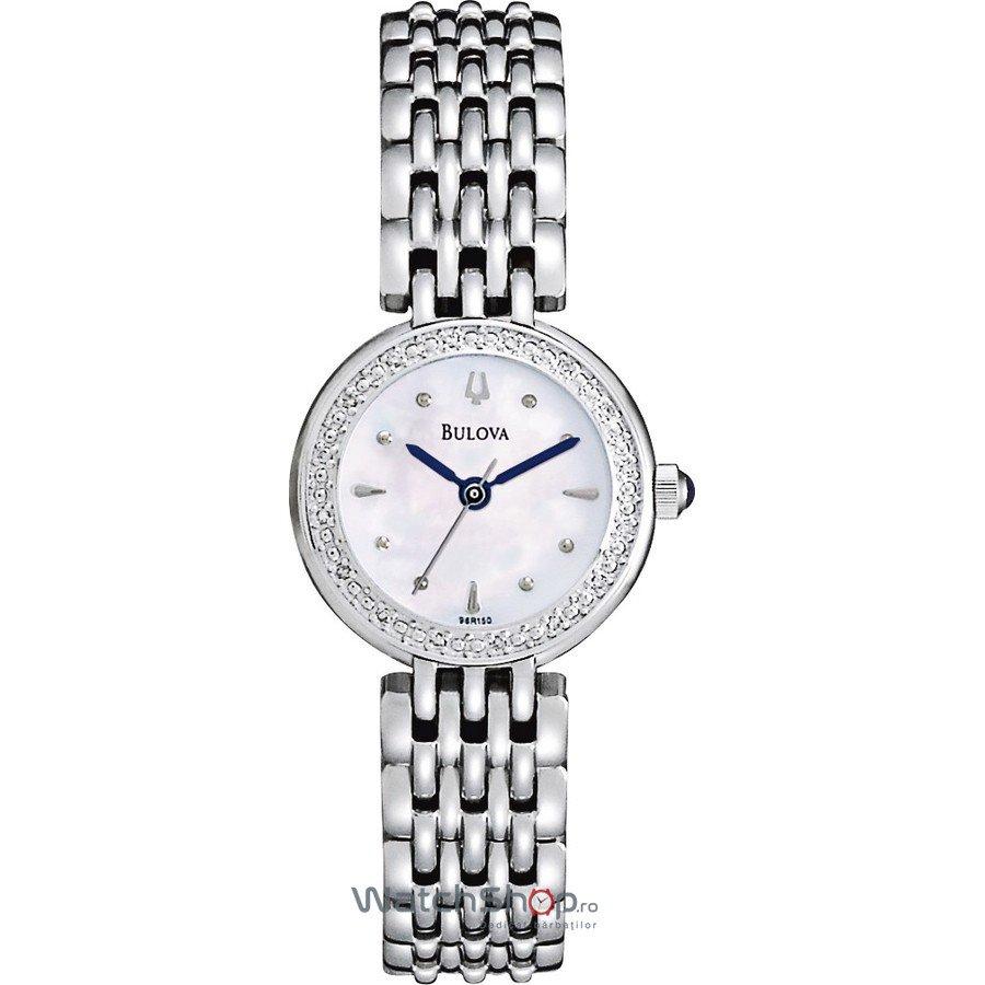 Ceas Bulova DIAMOND 96R150 – Ceasuri de dama Bulova