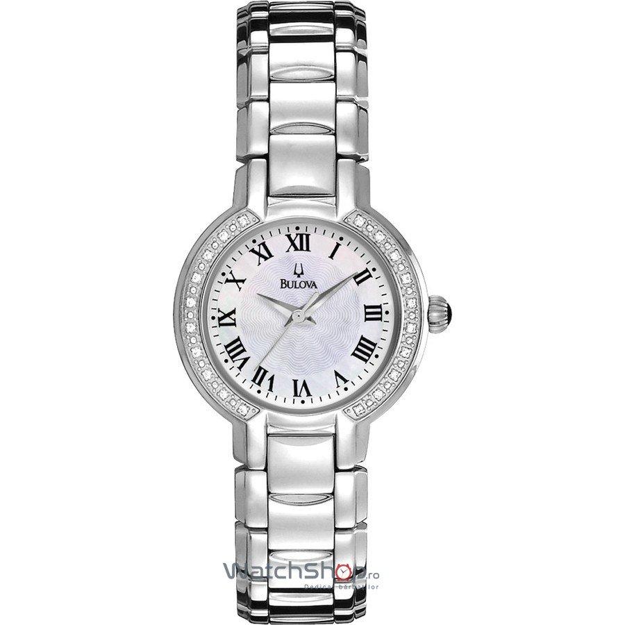 Ceas Bulova DIAMOND 96R159 Fairlawn – Ceasuri de dama Bulova