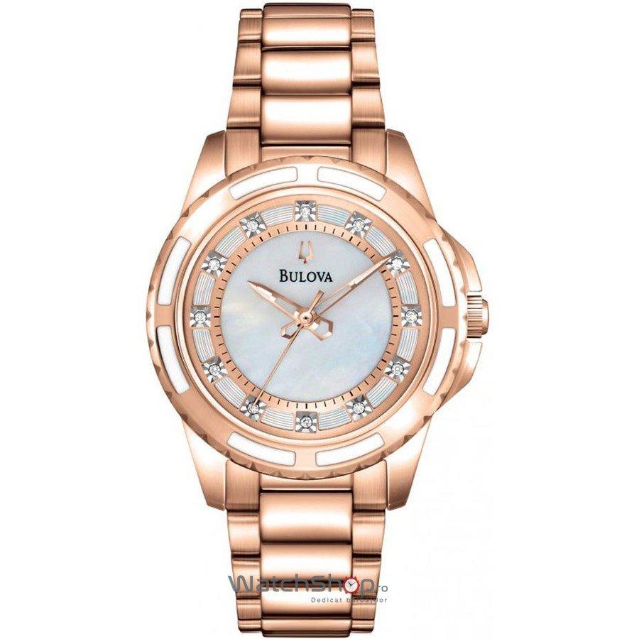 Ceas Bulova DIAMOND 98P141 – Ceasuri de dama Bulova