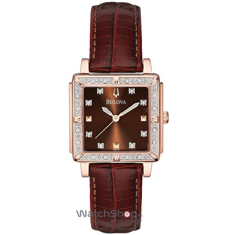 Ceas Bulova DIAMOND 98R134 – Ceasuri de dama Bulova