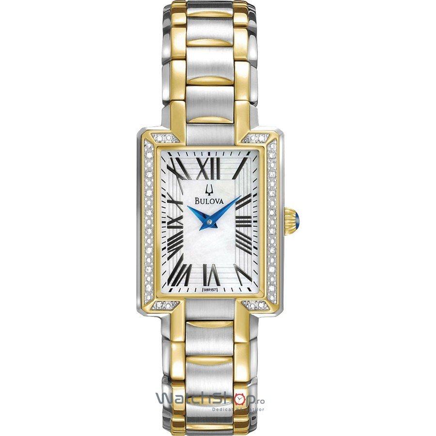 Ceas Bulova DIAMOND 98R157 Fairlawn – Ceasuri de dama Bulova