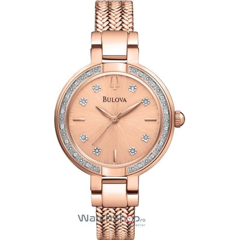 Ceas Bulova DIAMOND 98R179 – Ceasuri de dama Bulova