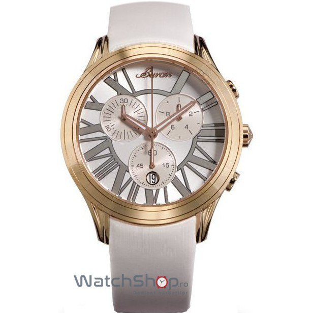 Ceas Buran EXECUTIVE B35 901 9 101 0 Cronograf – Ceasuri de dama Buran