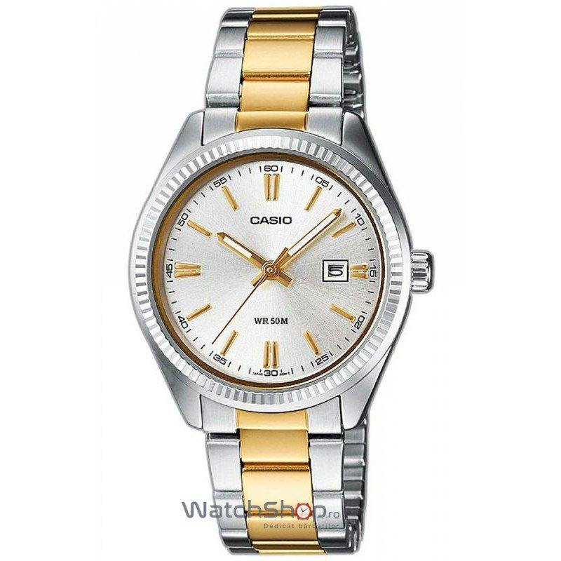 Ceas Casio CLASIC LTP-1302PSG-7A – Ceasuri de dama Casio