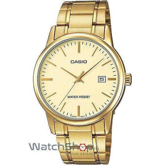 Ceas Casio CLASIC MTP-V002G-9AUDF – Ceasuri barbatesti Casio
