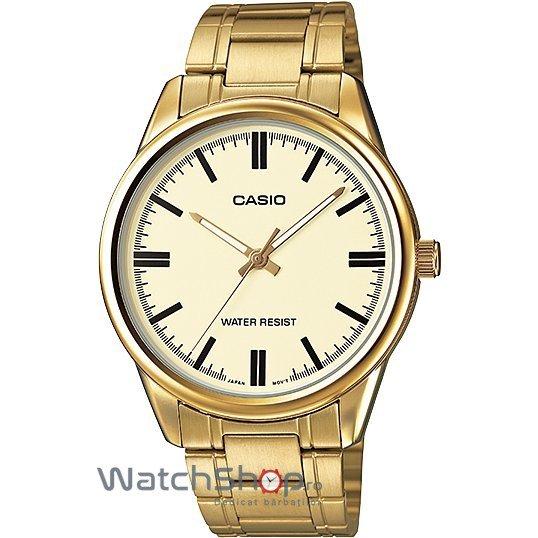 Ceas Casio CLASIC MTP-V005G-9AUDF – Ceasuri barbatesti Casio