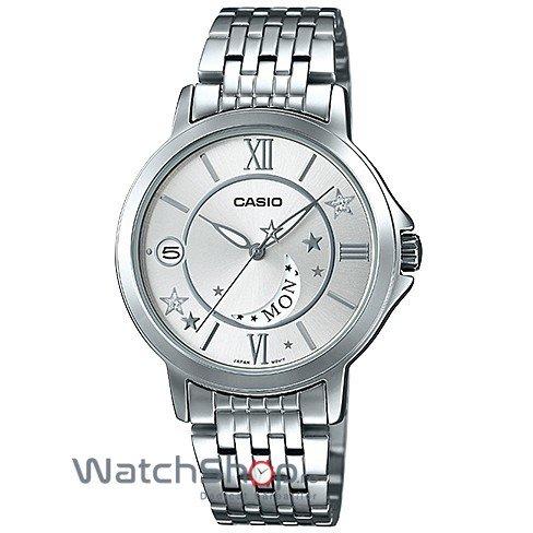 Ceas Casio CLASSIC LTP-E122D-7ADF – Ceasuri de dama Casio