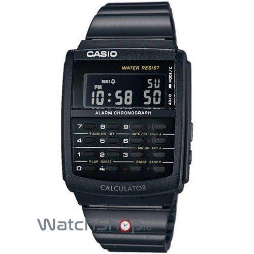 Ceas Casio DATA BANK CA-506B-1AEF Calculator – Ceasuri barbatesti Casio