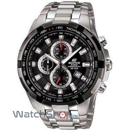 Ceas Casio EDIFICE EF-539D-1AV Cronograf – Ceasuri barbatesti Casio