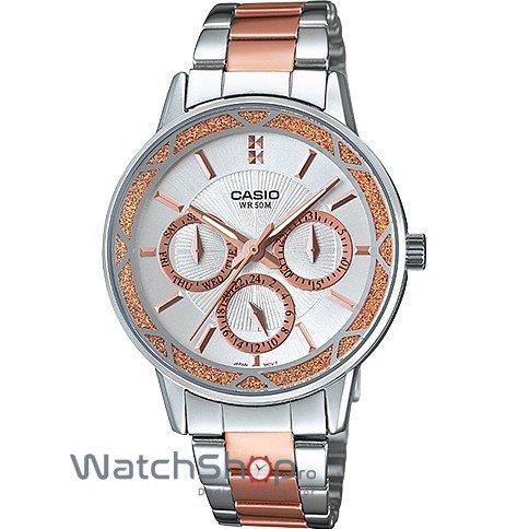 Ceas Casio FASHION LTP-2087RG-7AVDF – Ceasuri de dama Casio