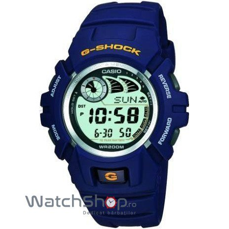 Ceas Casio G-SHOCK G-2900F-2VER – Ceasuri barbatesti Casio