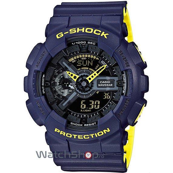 Ceas Casio G-SHOCK GA-110LN-2AER Antimagnetic Hyper Colours