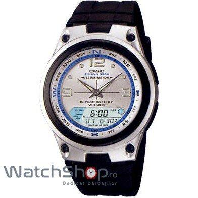 Ceas Casio OUTGEAR AW-82-7AVES pentru pescuit si vanatoare – Ceasuri barbatesti Casio