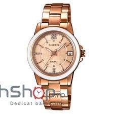 Ceas Casio SHEEN SHE-4512PG-9A – Ceasuri de dama Casio
