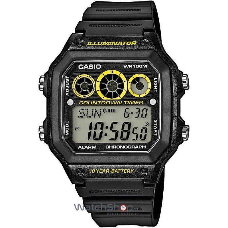 Ceas Casio SPORT AE-1300WH-1AVEF – Ceasuri barbatesti Casio