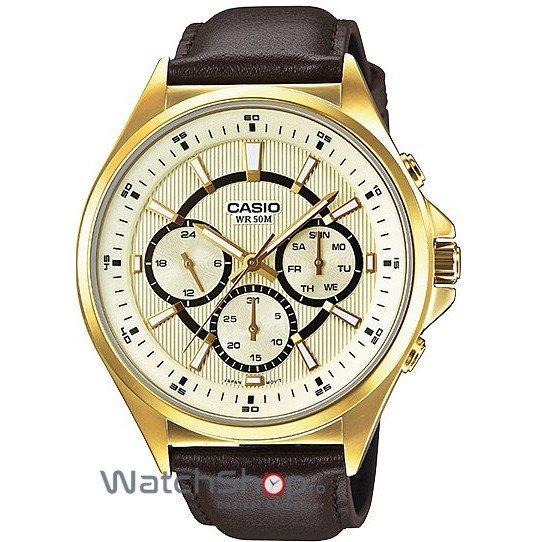 Ceas Casio SPORT MTP-E303GL-9AVDF – Ceasuri barbatesti Casio