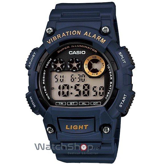 Ceas Casio SPORT W-735H-2AVEF Vibration Alarm – Ceasuri barbatesti Casio