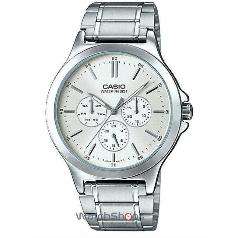Ceas Casio STANDARD MTP-V300D-7AUDF – Ceasuri barbatesti Casio