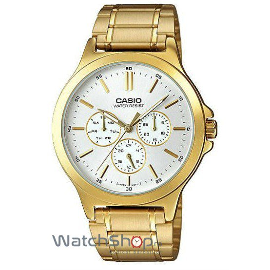 Ceas Casio STANDARD MTP-V300G-7AUDF – Ceasuri barbatesti Casio