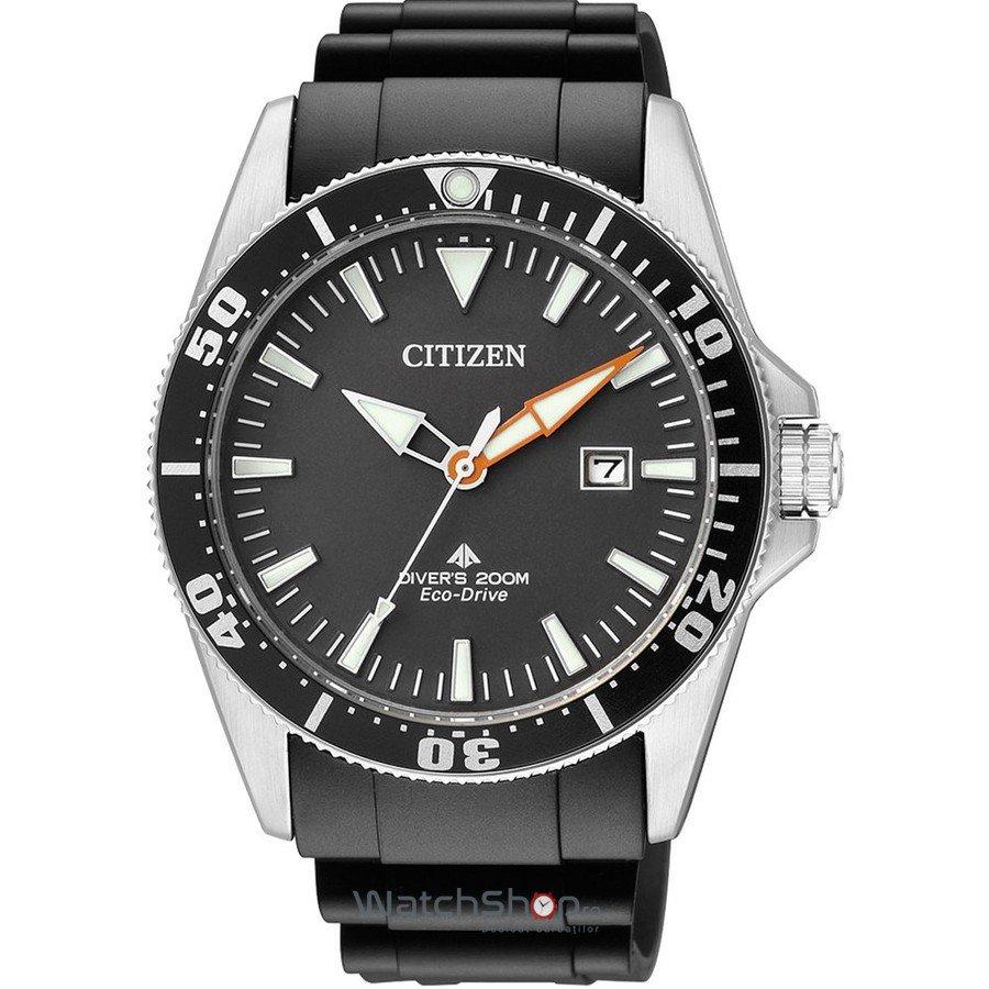 Ceas Citizen PROMASTER DIVER'S BN0100-42E Eco-Drive – Ceasuri barbatesti Citizen