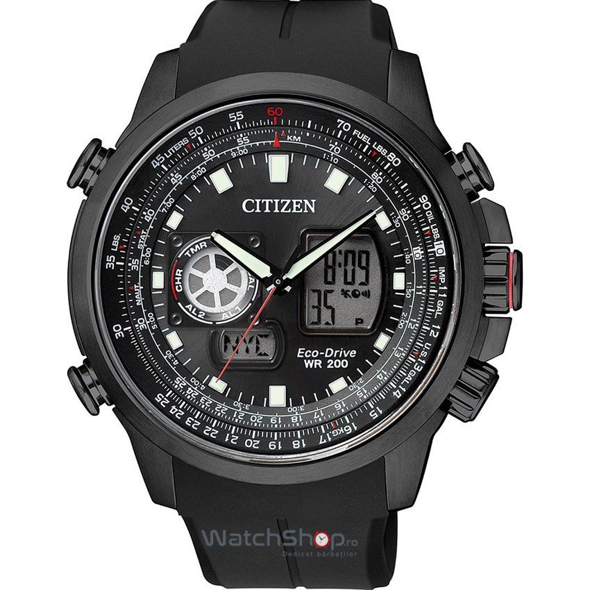 Ceas Citizen PROMASTER SKY JZ1065-05E Eco-Drive – Ceasuri barbatesti Citizen