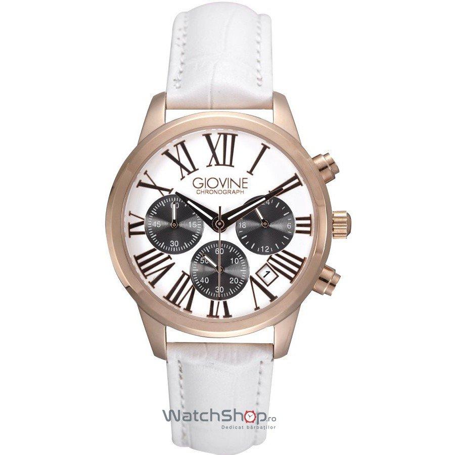 Ceas Giovine SOFIA OGI005/C/L/RG/BN/BN Cronograf – Ceasuri de dama Giovine