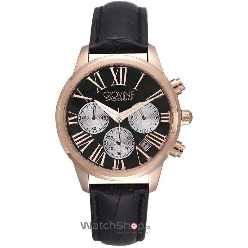Ceas Giovine SOFIA OGI005/C/L/RG/NR/NR Cronograf – Ceasuri de dama Giovine