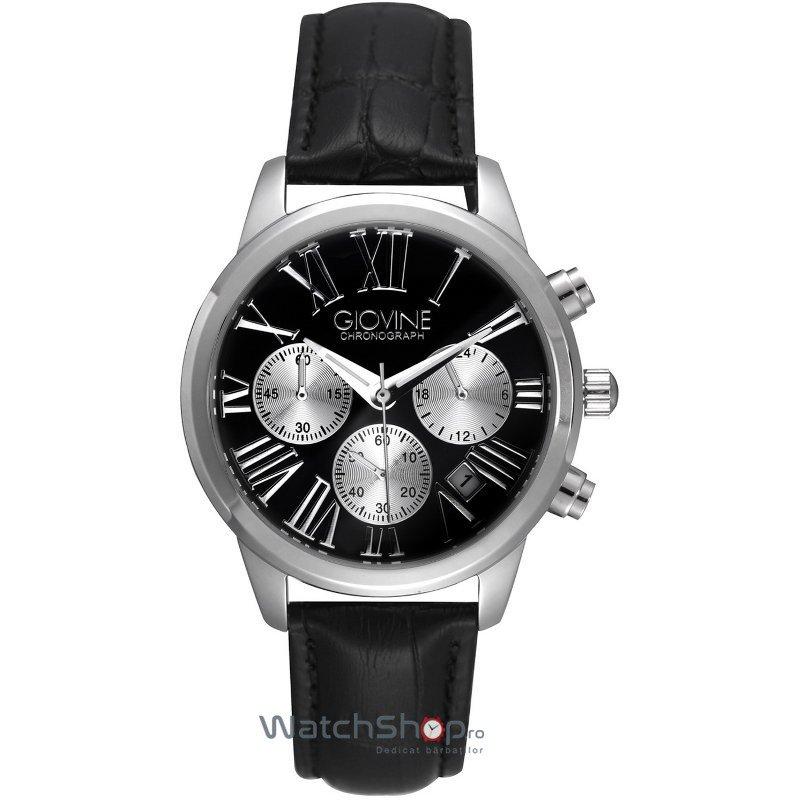 Ceas Giovine SOFIA OGI005/C/L/SS/NR/NR Cronograf – Ceasuri de dama Giovine