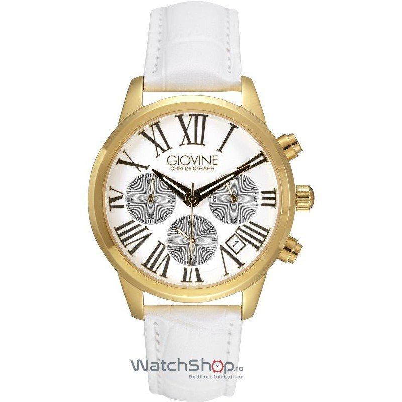 Ceas Giovine SOFIA OGI005/C/L/YG/BN/BN Cronograf – Ceasuri de dama Giovine