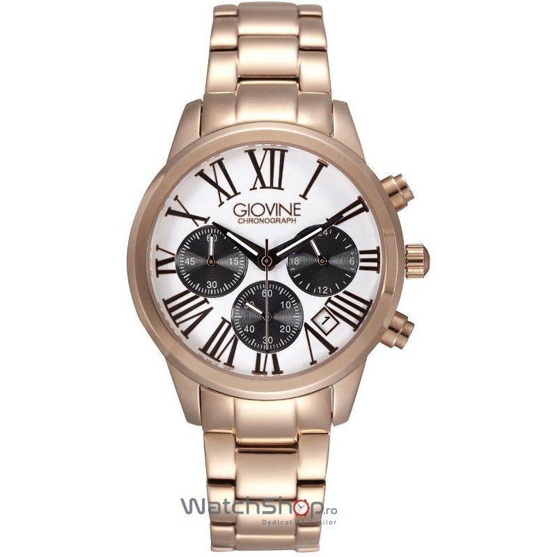 Ceas Giovine SOFIA OGI005/C/MB/RG/BN Cronograf – Ceasuri de dama Giovine