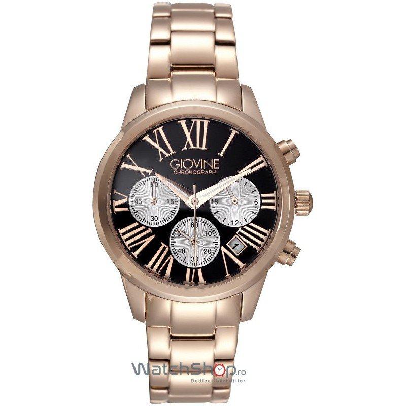 Ceas Giovine SOFIA OGI005/C/MB/RG/NR Cronograf – Ceasuri de dama Giovine