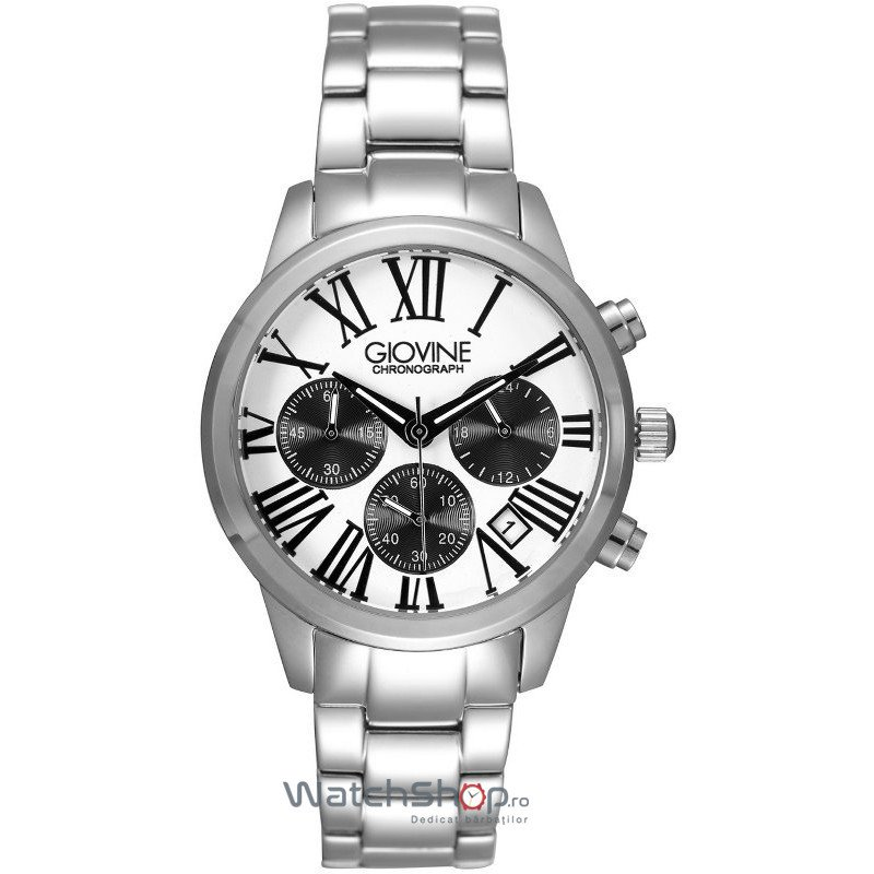 Ceas Giovine SOFIA OGI005/C/MB/SS/BN Cronograf – Ceasuri de dama Giovine