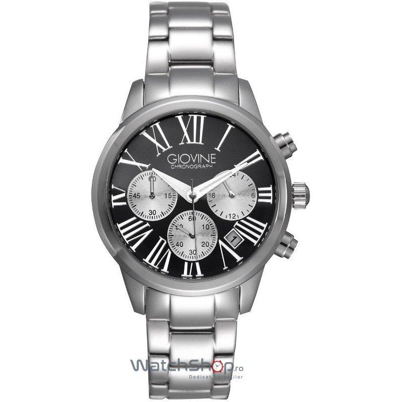 Ceas Giovine SOFIA OGI005/C/MB/SS/NR Cronograf – Ceasuri de dama Giovine
