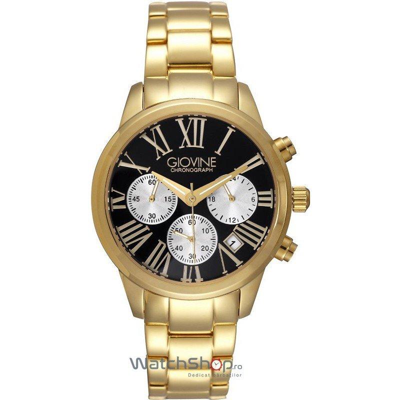 Ceas Giovine SOFIA OGI005/C/MB/YG/NR Cronograf – Ceasuri de dama Giovine