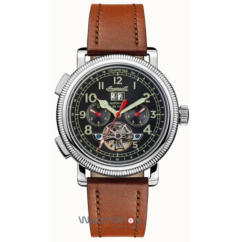 Ceas Ingersoll THE BLOCH I02602 Automatic – Ceasuri barbatesti Ingersoll