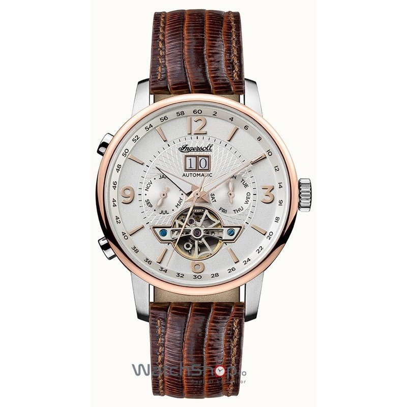 Ceas Ingersoll THE GRAFTON I00701 Automatic – Ceasuri barbatesti Ingersoll