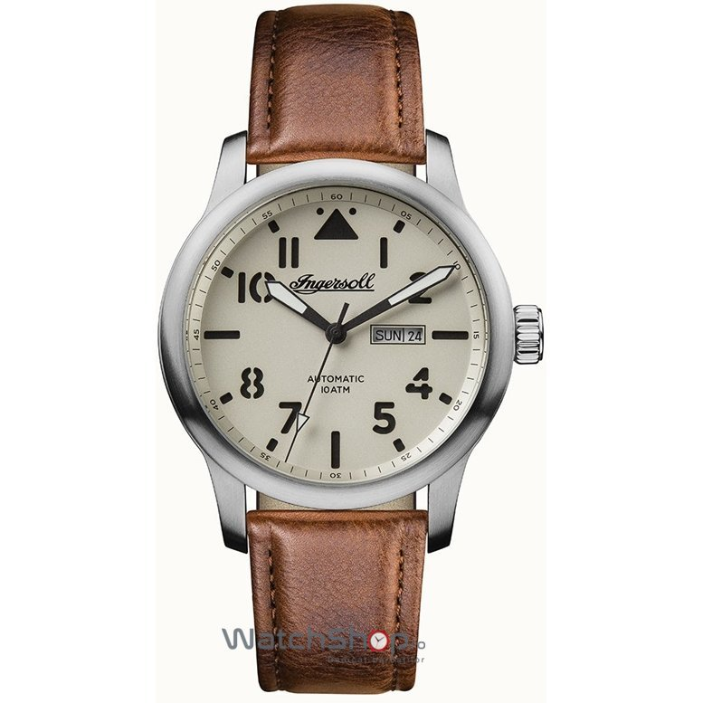 Ceas Ingersoll THE HATTON I01301 Automatic – Ceasuri barbatesti Ingersoll