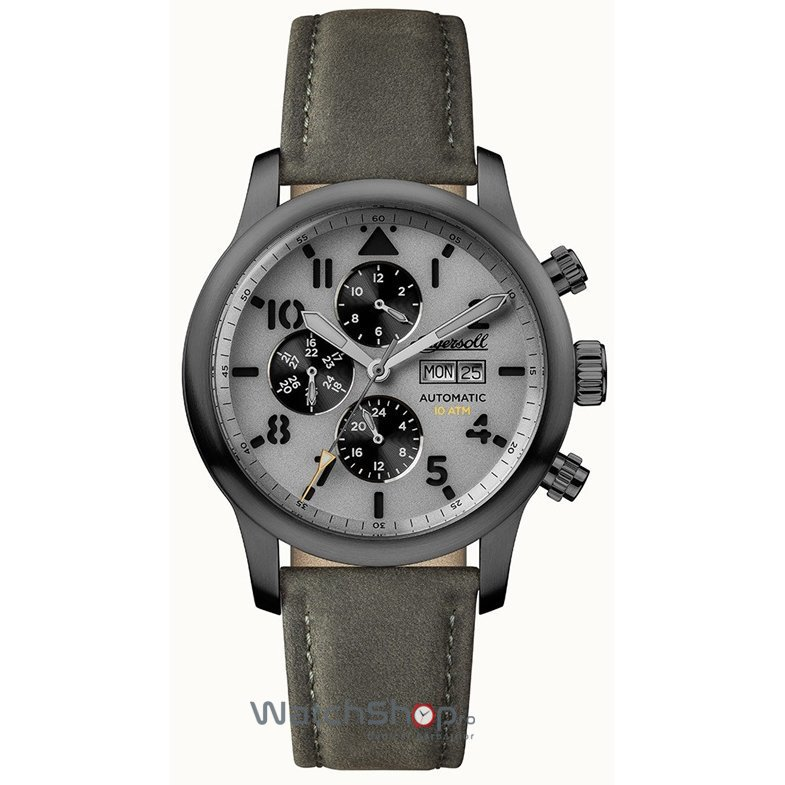 Ceas Ingersoll THE HATTON I01401 Automatic – Ceasuri barbatesti Ingersoll