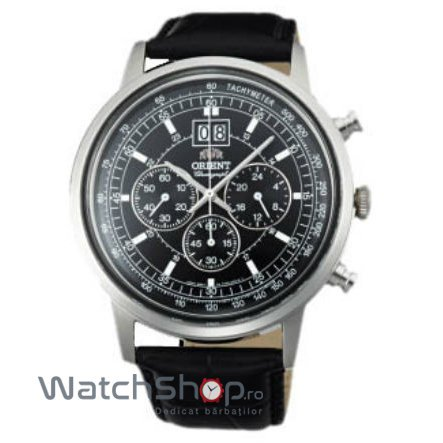 Ceas Orient CLASSIC DESIGN TV02003B Cronograf – Ceasuri barbatesti Orient