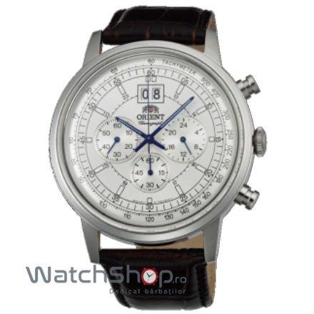 Ceas Orient CLASSIC DESIGN TV02004W Cronograf – Ceasuri barbatesti Orient