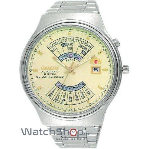 Ceas Orient SPORTY AUTOMATIC FEU00002CW Multi-Year Calendar – Ceasuri barbatesti Orient