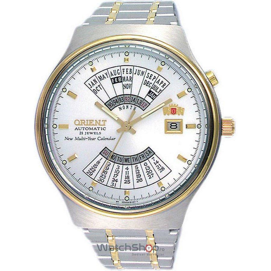 Ceas Orient SPORTY AUTOMATIC EU00000W Multi-Year Calendar – Ceasuri barbatesti Orient