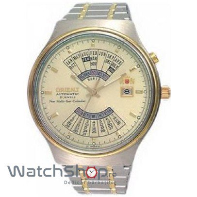 Ceas Orient SPORTY AUTOMATIC FEU00000CW Multi-Year Calendar