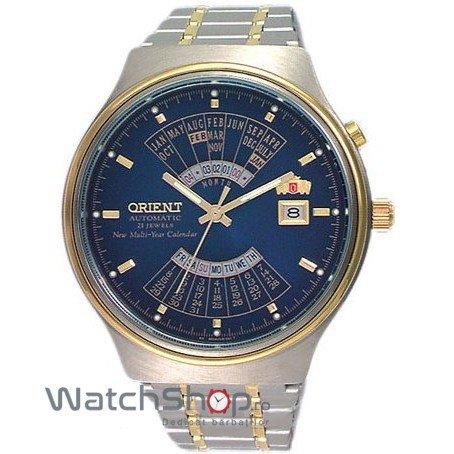 Ceas Orient SPORTY AUTOMATIC EU00000D Multi-Year Calendar – Ceasuri barbatesti Orient