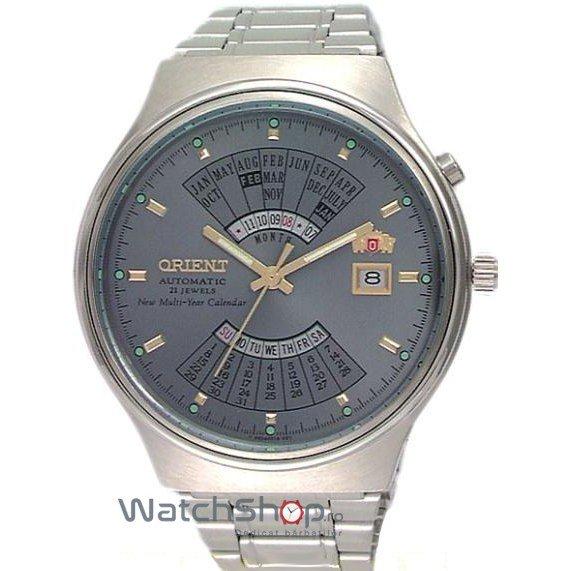 Ceas Orient SPORTY AUTOMATIC FEU00002KW Multi-Year Calendar – Ceasuri barbatesti Orient