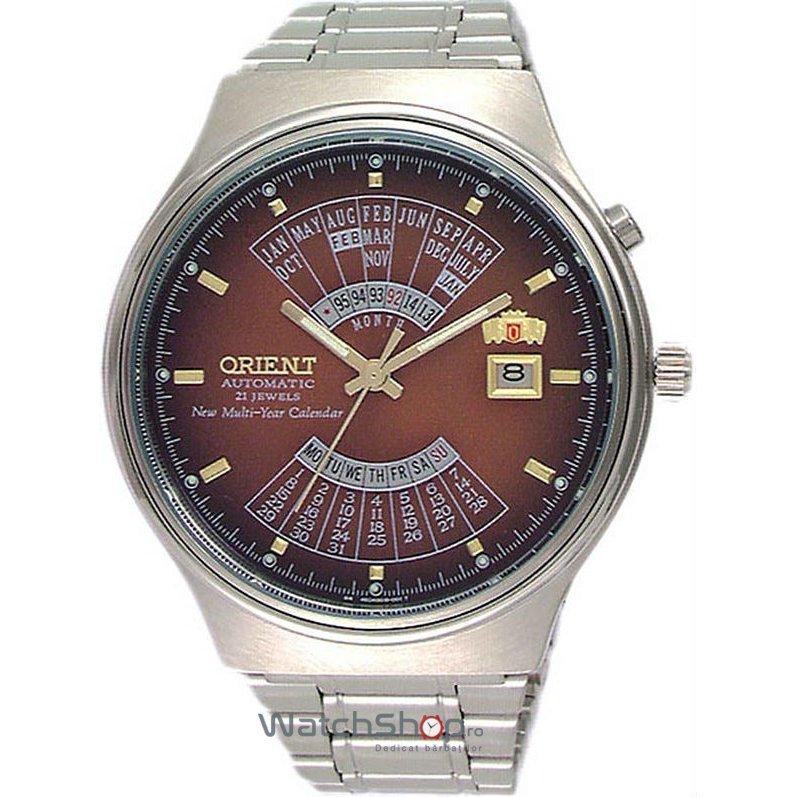 Ceas Orient SPORTY AUTOMATIC FEU00002PW Multi-Year Calendar