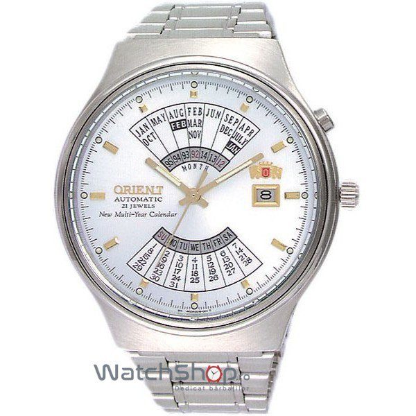 Ceas Orient SPORTY AUTOMATIC FEU00002WW Multi-Year Calendar